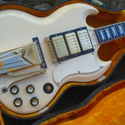 Gibson 1961 Les Paul Tribute SG - Cherry