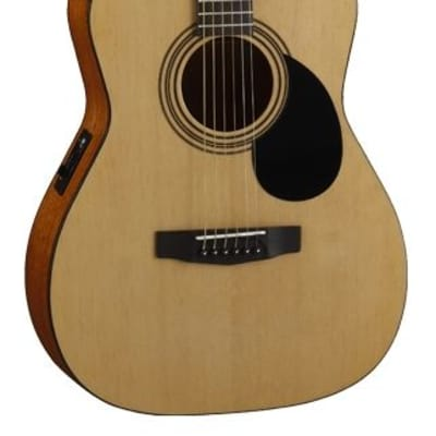 Cort Standard Series AF510E Acoustic/Electric Guitar, Open Pore, Free Shipping for sale