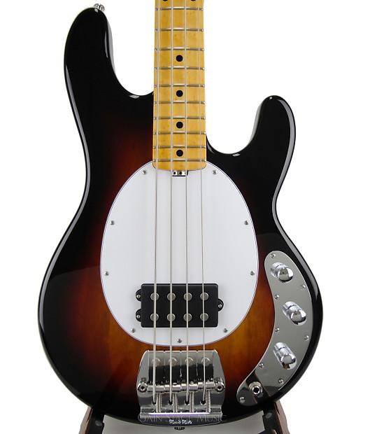 music man classic stingray 4 bass guitar 4 string vintage reverb. Black Bedroom Furniture Sets. Home Design Ideas
