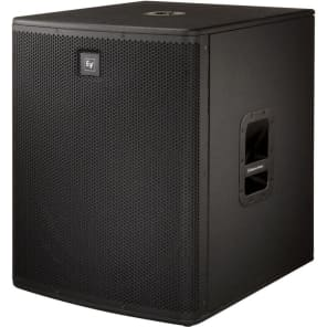 "Electro-Voice ELX-118 Live X Series 18"" Passive Subwoofer Speaker"