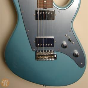 Grosh ElectraJet Custom Glacier Blue Metallic 2011