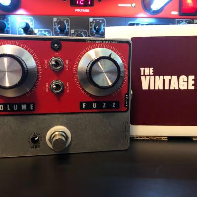 King Tone Guitar Vintage Fuzz NKT275 great FUZZFACE nails Bramhall, Gilmour & Hendrix  fuzz tones!
