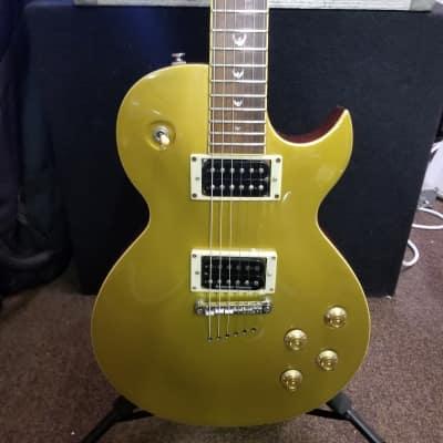 John Dillion DL750-GT Gold Electric Guitar for sale