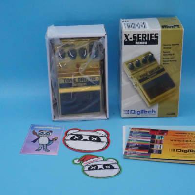 Digitech Tone Driver Overdrive w/Original Box | Fast Shipping!