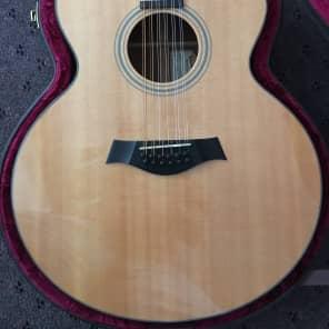 Taylor LKSM12 Leo Kottke Signature 12-String Natural
