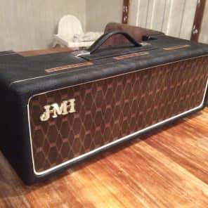 JMI 30/6 Guitar Amplifier Head (Faithful Handwired Vox AC30 by  Jennings Musical Industries) for sale