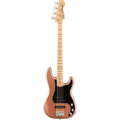 Fender Fender American Performer Precision Bass Maple Fingerboard Penny for sale