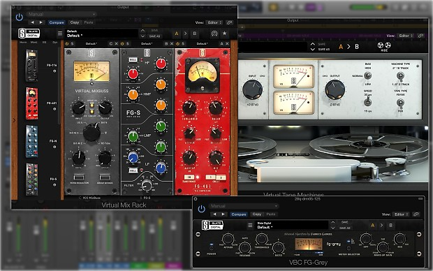 Slate Digital Slate Digital Bundle 11 Plugins
