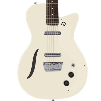 Danelectro '56 Vintage Baritone Electric Guitar Vintage White