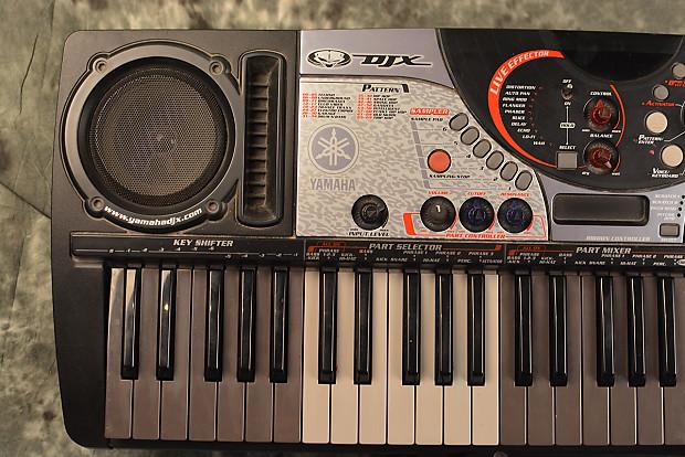 Yamaha Djx Power Supply