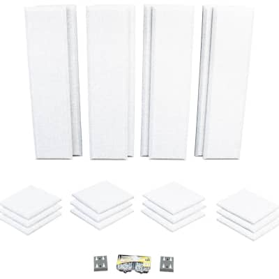 Primacoustic London 10   Acoustic Panel Room Kit (Paintable)