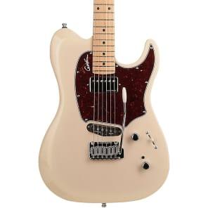 Godin Session Custom '59 with Maple Fretboard Trans Cream High Gloss