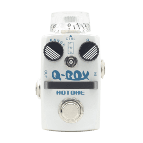 Hotone Q-Box Envelope Filter Pedal 2018 for sale