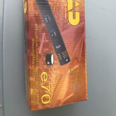 CAD e70 Modular Dual Capsule Condenser Microphone
