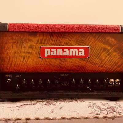 Panama Guitars Fuego Hot Rod 18W 3 Channel Tube Head for sale