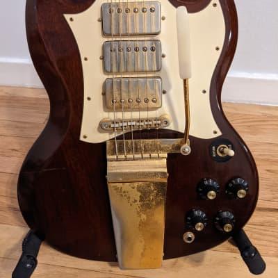 Gibson SG Custom 1969 Walnut