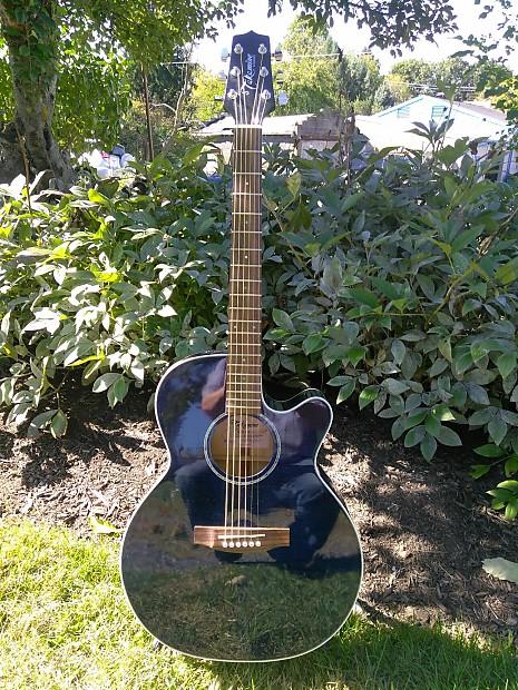 takamine eg440c stby acoustic electric guitar w gig bag reverb. Black Bedroom Furniture Sets. Home Design Ideas