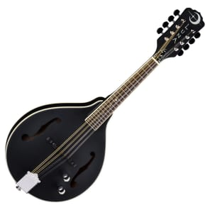 Luna BGM MOON A Moonbird A-Style Mandolin with Electronics