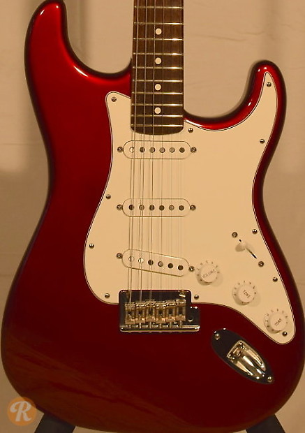 Fender American Standard Stratocaster 2008 Candy Cola