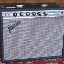 Fender Princeton Reverb 1976 Silverface image