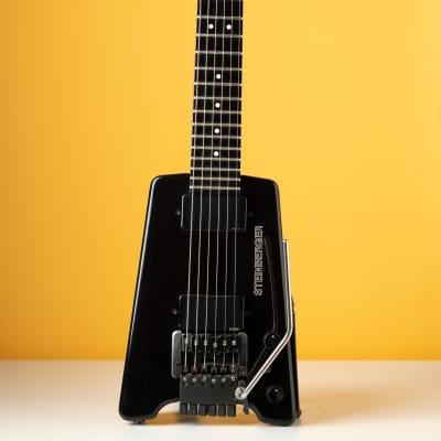 Steinberger GL2TA TransTrem Guitar 1984 Black for sale
