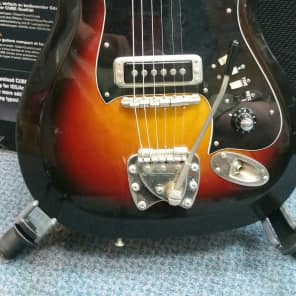 Hagstrom Hagstrom II 1960s Sunburst for sale