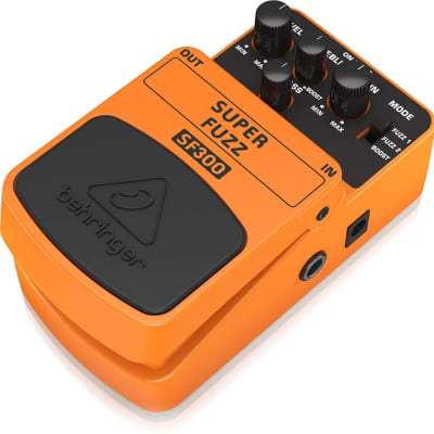 Behringer Super Fuzz Pedal Never out of box for sale