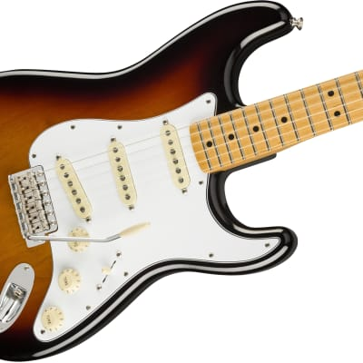Fender Jimi Hendrix Stratocaster 3-Color Sunburst
