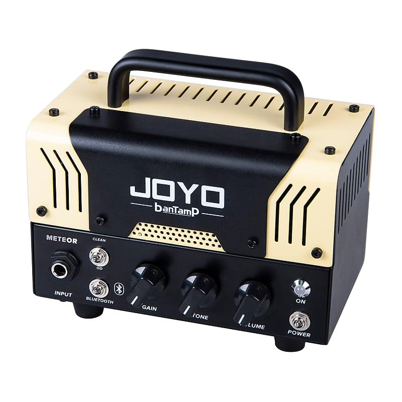 joyo meteor bantamp 20w pre amp tube hybrid guitar amp head reverb. Black Bedroom Furniture Sets. Home Design Ideas