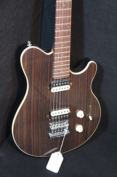 Ernie Ball Musicman Axis Super Sport Rosewood Top Solid Reverb