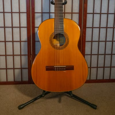 Angelica M-10  Classical Made In Japan 1970 Nylon Strings Full Size for sale