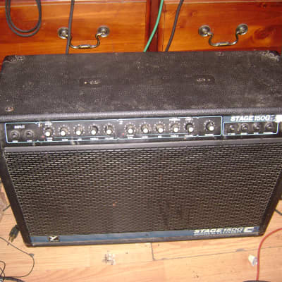 yorkville 150g stage 2x12 combo guitar amp for sale