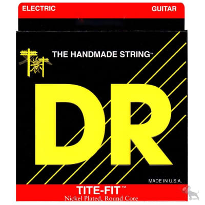 DR MH-10 Tite Fit Medium Heavy Electric Guitar Strings (10-50)