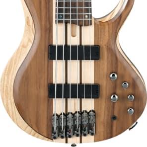 Ibanez BTB746-NTL BTB Standard 700 Series 6-String Electric Bass Natural Low Gloss
