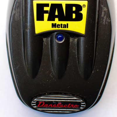 Danelectro Fab Metal Distortion