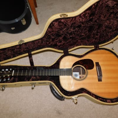 Cumpiano OM Brazilian Rosewood and Kermode Spruce  2019 for sale
