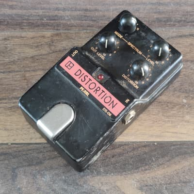 1980's Pearl DS-06 Distortion MIJ Japan Vintage Effects Pedal for sale
