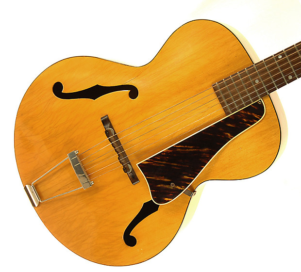 vintage 1940 39 s kalamazoo oriole kgn 32 archtop acoustic reverb. Black Bedroom Furniture Sets. Home Design Ideas