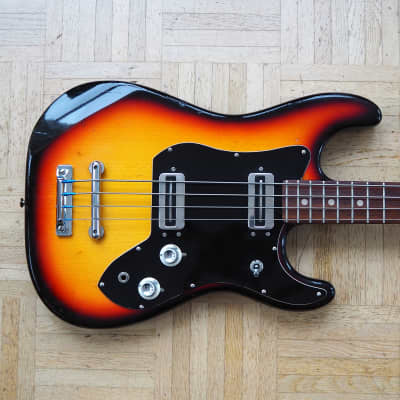 Klira SM18 Bass guitar ~1970 made in Germany - rare vintage for sale