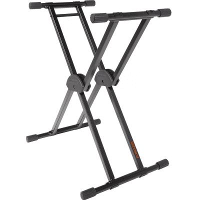Roland KS-20X Double Braced X Keyboard Stand