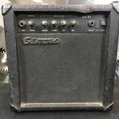 Silvertone  BA Xs Guitar Amp