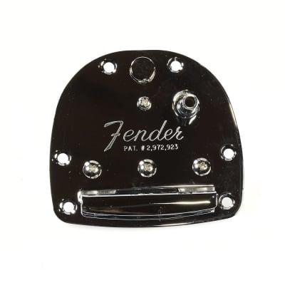 Fender Jaguar/Jazzmaster USA Tremolo Assembly Chrome image