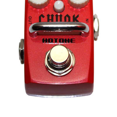 Hotone Chunk - Pédale distorsion guitare - occasion (+ boîte) for sale