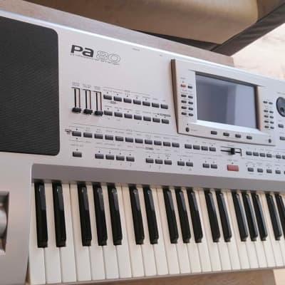 Korg PA 80 keyboard workstation