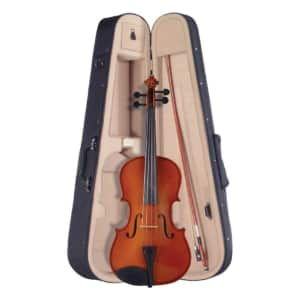 Palatino VN-350-1/2 Campus Student 1/2-Size Violin Outfit w/ Case, Bow