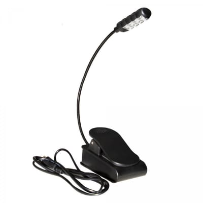 On Stage LED2214 USB Rechargeable Sheet Music Light