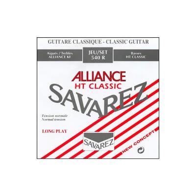 Savarez Alliance 540R Normal Tension Classical Strings