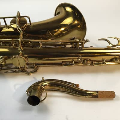 Used Conn 10M Naked Lady Tenor Saxophone (SN: 295556