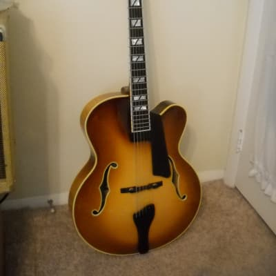 2000 Palen  # 4 Custom Archtop Hollowbody in Pristine Condition. Absolutely Spectacular for sale