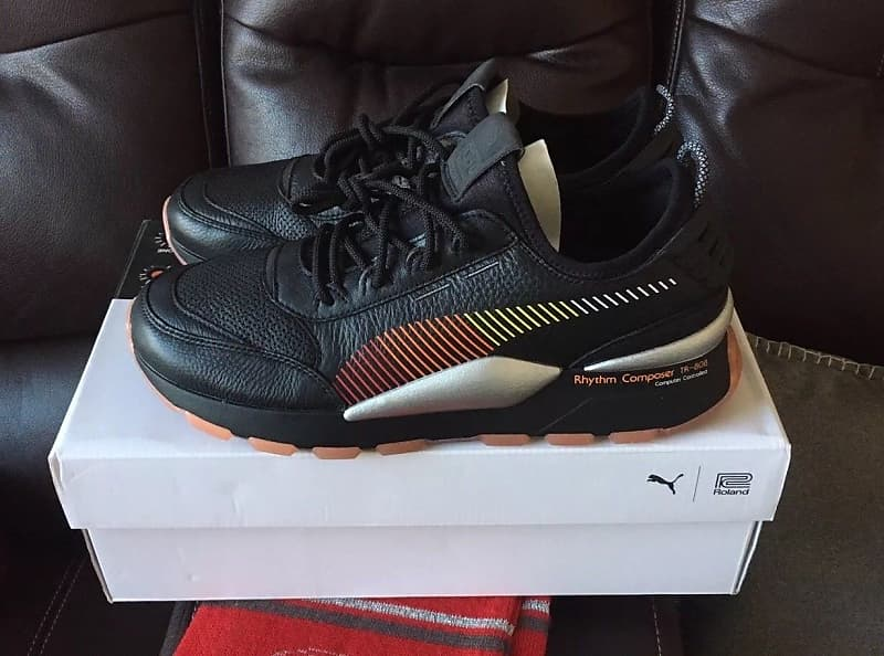 NEW - PUMA RS-0 X Roland Limited TR-808 anniversary addition running shoes  2018